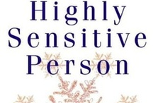 Highly Sensitive Person and Empath / About being hsp and an empath / by Marie Symeou