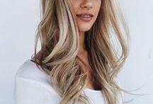 hair. / { let it grow }