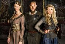 VIKINGS !! RAGNAR ROLLO.. / GREAT TV SERIES..  ACTION, INTERESTING, THE WRITING IS SOUND AND VERY GOOD ACTORS... HISTORY IS AWESOME!!!! / by Ann Taylor