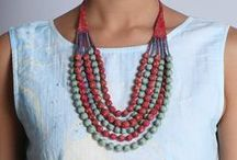 Ethnic Jewellery  for Women- Anklets, necklaces, earrings & rings / Anklets, necklaces, earrings & rings