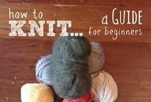 Crafts: Knitting / by Andi Robbins