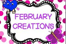 FEBRUARY CREATIONS / This board is for creative FEBRUARY IDEAS.  You may post up to 3 TPT products, FREEBIES, classroom games, or creative crafts a day.  DO NOT POST more than 3 TPT at a time.  PLEASE ONLY POST FEBRUARY IDEAS all others will be deleted.  Thank you!! PLEASE DO NOT ADD OTHERS TO THIS BOARD!! Email me rezolay@gmail.com if you would like to be added to this board.
