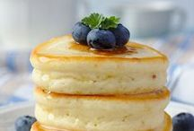 BREAKFAST / Everything You Could Possibly Want For Breakfast: Waffles, Pancakes, Crepes, Omelets, Eggs, and Donut Recipes