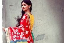 A NEW INDIA- Graceful Shrugs, Coats, Sarees & More / Let's look at India afresh. The new face of India is beautiful, courageous and smart!