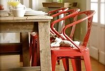 home.....dining rooms / by junkgarden girl (Angie Woods)