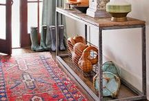 home.....entry, hall & mudrooms / by junkgarden girl (Angie Woods)