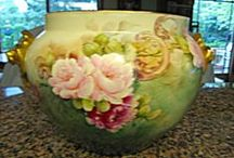 Limoges Porcelain / Antique and vintage French Limoges porcelain objects d'art! / by More Than McCoy