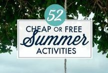Summer Tips for Single Parents