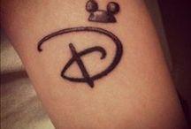 Disney Tattoo Ideas ❤️