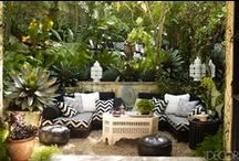The Outdoor Retreat / all things beautifying the outdoor living area / by Evelina Noni