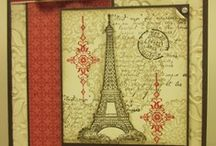 Card Inspirations / Cards from other companies to CASE / by Donna Nuce