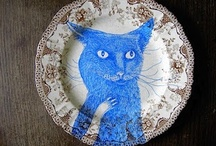 cat unusual / Unique cat products: fashion, furniture, food, housewares, jewelry and more fun kitty stuff! / by Careers for Your Cat