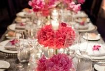 Entertaining/Event styling