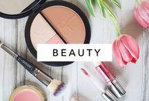 Makeup & Beauty / Makeup, skincare and beauty tips and inspiration