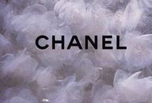 """Chanel / """"In order to be irreplaceable, one must always be different."""" ~Coco Chanel"""