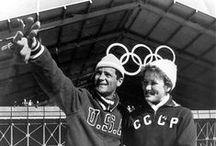 """Winter Olympics / """"The Olympics remain the most compelling search for excellence that exists in sport, and maybe in life itself."""" ~Dawn Fraser"""
