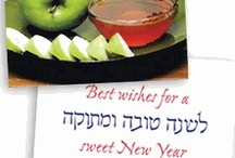 Celebrating (New Year) / #Crafts and #food for the #Jewish New Year!