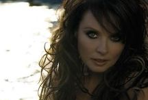 """Sarah Brightman / """"Anything can happen to anyone at any time and you shouldn't just live through the days, or you lose them. You should do what you can to enjoy every moment."""" ~Sarah Brightman"""