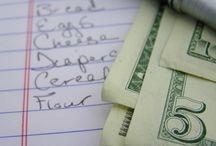 save / tips . coupons . websites . preparedness  / by Liz Lauck