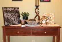 Home Ideas / by Jessica Cherry