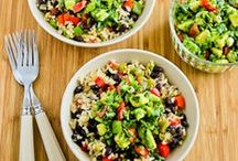 Get Real Food!™ Sides/Salads / Healthy Meals - Fresh Side Dishes and Salads