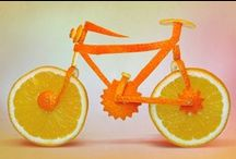Artistic Fruit and Veggies / Fresh produce presented as art. Amazing, artistic and clever.
