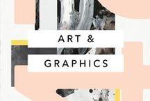 Art & Design / Art, illustration and graphic design inspiration