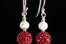 Earrings at The Brooch & Bangle / The Brooch & Bangle Vintage jewelry.  Artisan pieces.  Completing your style.