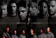 "Merlin / ""I would rather serve a good man than rule alongside an evil one."" ~Merlin"