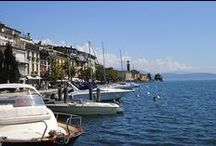 Lake Garda, Italy / All the things we love about Lake Garda... / by Ortensia Blu - Food, Travel, Italy