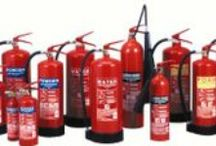 Fire Extinguishers / For fire extinguishers