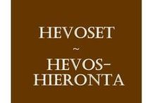 Horses - Massage / Hevoset - Hevoshieronta