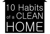 {cleaning tips&tricks} / by Shelby Hughey