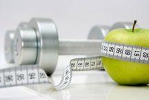 thrive / health . fitness . motivation . activities . goals  / by Liz Lauck