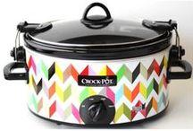 Crockpot Cookin' / by Sheria Wilson