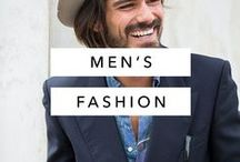 Men's Fashion & Grooming / Men's fashion, style, grooming and accessories inspiration