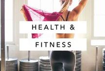 Health, Fitness, & Wellness / Health, fitness, and wellness tips and inspiration for the gym