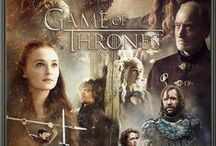 """Game of Thrones / """"When you play the game of thrones, you win or you die. There is no middle ground."""" ~Cersei Lannister"""
