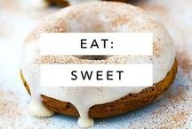 Eat: Sweet / Sweets and dessert recipes
