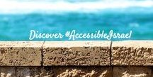 Travelling / Whether you need assistance with transportation, equipment loans, or outfitting your hotel room with adaptive equipment, Yad Sarah can help you remain active and independent during your visit to #Israel. We also post about #accessible #travel all over the world!