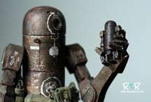 Sweet Toys / Art toys and other awesome toys / by Brian Castleforte