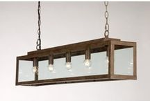 Kitchen Island Lighting / Kitchen Island Lighting from The Lighting Company is not only beautiful but practical too! Hang small pendants in multiples to give greater impact.