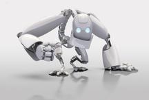 Robots / by Brian Castleforte