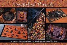 Need'l Love Designs / Original designs by creative women for quilting, wool applique, rug hooking, wearables & home decor -- published by Need'l Love & owner Renee Nanneman.