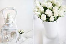 Winter weddings / Inspiration for winter weddings