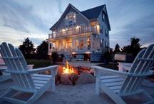 Beach House Inspiration / by Rechelle Blank