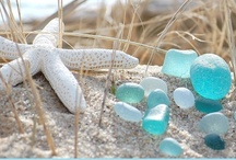 Sea Glass and Drift Wood Treasures / by Rechelle Blank