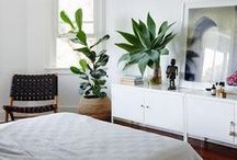 Bedroom ideas / by Katie Dunn
