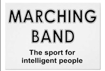 ~ ♥ Marching Band ♥ ~ / All band geeks are welcome here! I play Mellophone/Horn. What about you?