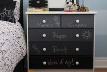 Home Decoration & Organization / Decorating the home and keeping life organized.  / by Dana Tennant